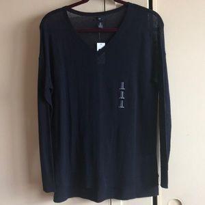 NWT gap medium women's sweater